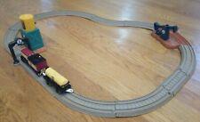 Thomas & Friends Trackmaster Pump Fill Oil Works track Set motorized Dart train