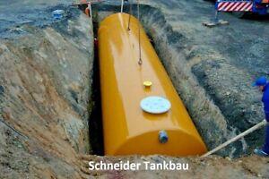 Löschwasserbehälter / Löschwassertank gem. DIN 14230 - 50.000 Liter - fabrikneu