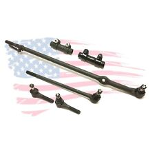 6 New Pc Suspension Kit for Ford Bronco F100 F150 F250 F350 Tie Rod Ends
