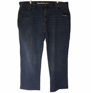 Joe&Co Denim Blue Jeans Size 4XL Pockets