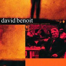 DAVID BENOIT - Professional dreamer - CD 1999 SIGILLATO SEALED