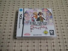 Final Fantasy Crystal Chronicles Ring of Fates Nintendo DS, DS Lite, DSi XL, 3DS