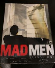 Mad Men - Season 1 (DVD, 2008, 4-Disc Set) FAST SHIPPING