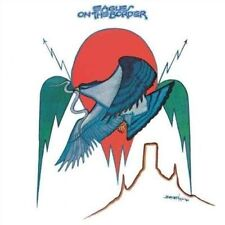 Eagles on The Border LP Vinyl 180gm 2014 33rpm