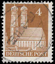 Scott # 635A - 1948 - ' Church of Our Lady '