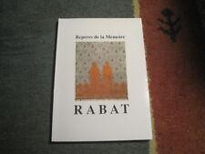 Said MOULINE: Repères de la mémoire: Rabat