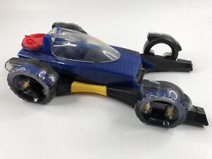 Mattel Imaginext Transforming Batmobile Batman Vehicle Car 2015