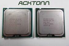 2X Intel E4400 2.00 GHz Dual-Core CPU Processors Socket 775  ACKTONN