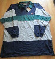 Big Men Sweatshirt Greystone Fleece Sweatshirt 5XL 100 % Cotton Navy Green Gray