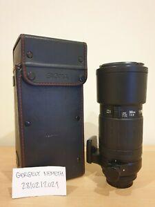 Sigma 300mm f4D APO tele macro (Nikon fit)