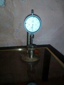 Comparateur à cadran LIP Type 939 vintage à réparer