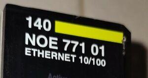 Schneider Electric 140NOE77101 MODICON TSX QUANTUM Ethernet Module
