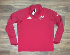 BNWT Adidas Munster Training Rugby Top Sweatshirt Jumper Mens XL