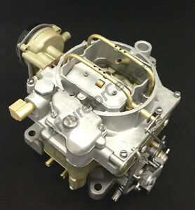 1956-1961 Chevrolet Corvette Carter WCFB Carburetor *Remanufactured