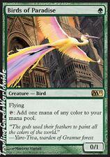 Birds of Paradise // Foil // NM // Magic 2011 // engl. // Magic the Gathering