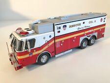 Custom Code 3 Kitbash 1/64 FDNY Rescue 6