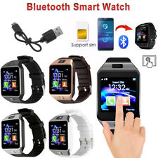 Dz09 Bluetooth Smart Watch Phone Camera Sim for iPhone Samsung Lg Android Phones