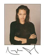 J Surname Initial Pre-Printed Female Film Autographs