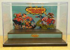 Mego Comic Action Pocket Super Heroes custom display case diorama-CASE ONLY
