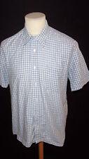 Camisa vintage Levi's Azul Talla M