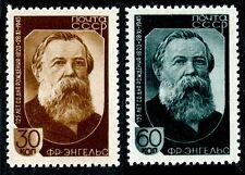 Russia, Scott# 1013 - 1014, Michel# 992 - 993, Mnhog