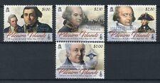Pitcairn Islands 2017 MNH William Bligh 200th Memorial Anniv 4v Set Stamps