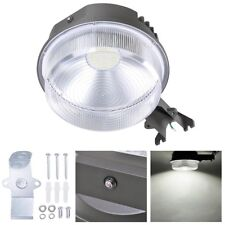 50W LED Barn Light w/ Photocell 6250lm IP65 ETL Dusk to Dawn Outdoor Security