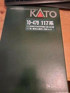KATO, N gauge, boxed set# 10-479, fully working