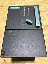 Siemens Simatic S7 CPU316-2DP 6ES7 316-2AG00-0AB0 / Memory Card