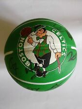 Celtics Basketball Autographed by WHOLE 2016-2017 Team with C.O.A