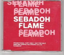 (HJ301) Sebadoh, Flame - 1998 DJ CD