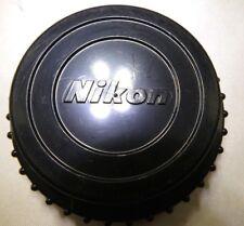 Nikon Nikonos Lens rear Cap  Genuine 35mm 80mm UW Nikkor Free shipping worldwide