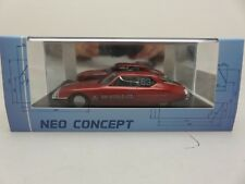 Citroen SM Bonneville Land Speed Record 1987 NEO resin model 1:43 46605