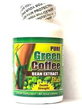1 BOTTLE SUPER Green Coffee Extract Weight Loss 800 mg Chlorogenic Acid 180caps