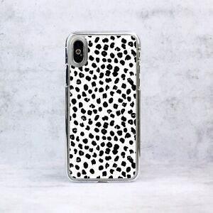 FC Animal Print Leopard Spots Pattern Case/Cover For iPhone Samsung Google Pixel