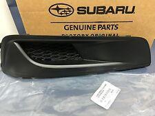 2010-2012 Subaru Legacy Right Hand Passenger Side Fog Light Bezel OEM NEW RH