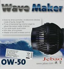 Wave Maker OW-50 Jebao Stream Pump Flow Pump Incl. Controller 1700-20000L/H