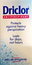 Driclor Antiperspirant Roll On Applicator - 20ml