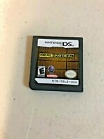 Deal or No Deal (Nintendo DS/2DS/3DS, 2007) - CARTRIDGE ONLY (TESTED)