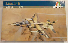 Italeri 1/72 Sepecat Jaguar E RAF Model Kit 1254