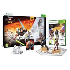 Disney Infinity 3.0 Star Wars Xbox 360 Starter Pack UK Region Video Game Toy new