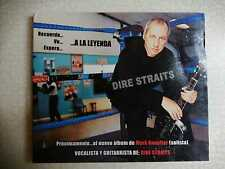 DIRE STRAITS - MARK KNOPFLER – CD PROMO MEXICO 2000 CDP 600