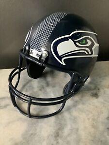 Vintage Retro NFL Franklin Seattle Seahawks Football Helmet