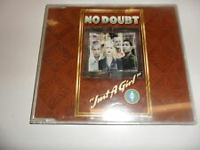 CD  No Doubt - Just a Girl