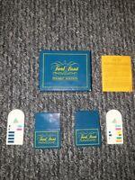 Vintage 1980s Trivial Pursuit Pocket Edition Travel Game Complete