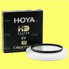 Genuine Hoya 77mm Digital HD UV Filter