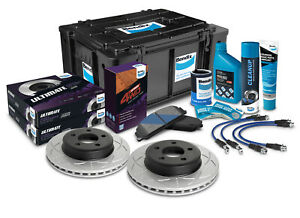 Bendix  ULTIMATE 4WD BRAKE UPGRADE KIT U4WD-BUK10