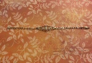 Virgen de Guadalupe Gold Bracelet Heart Corazon