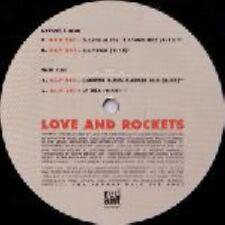 """Love & Rockets RIP 20C 4 mixes - US DJ 12"""" Rabbit"""