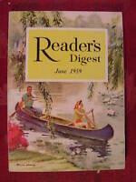 Readers Digest June 1959 Cape Canaveral Robert Ripley Will Durant Cornelius Ryan